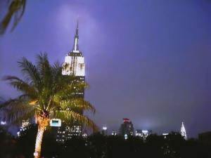 Tropical Manhattan